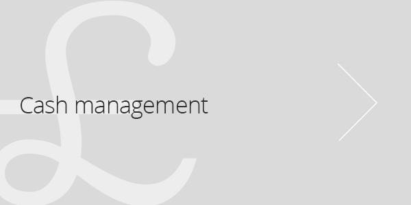Cash Management Tool